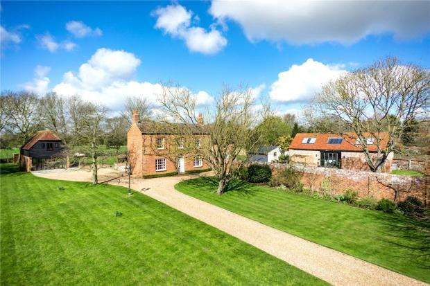 6 Bedrooms Detached House for sale in Green End, Comberton, Cambridgeshire