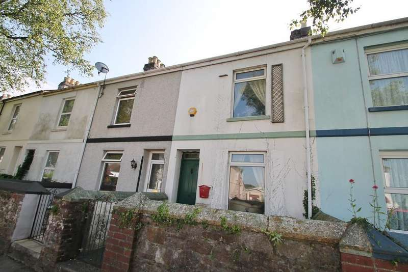 1 Bedroom Terraced House for sale in Coombe Park Lane, Plymouth