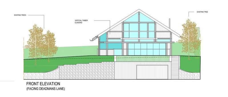 Land Commercial for sale in Building Plot, Deadmans Lane, Rye, East Sussex TN31 7NH