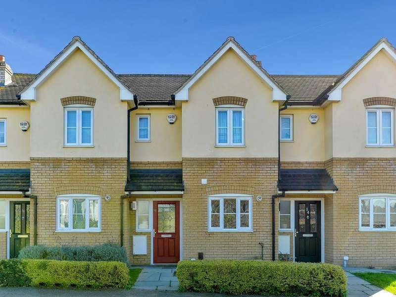 2 Bedrooms Terraced House for sale in Greenfield Road, Westoning, MK45