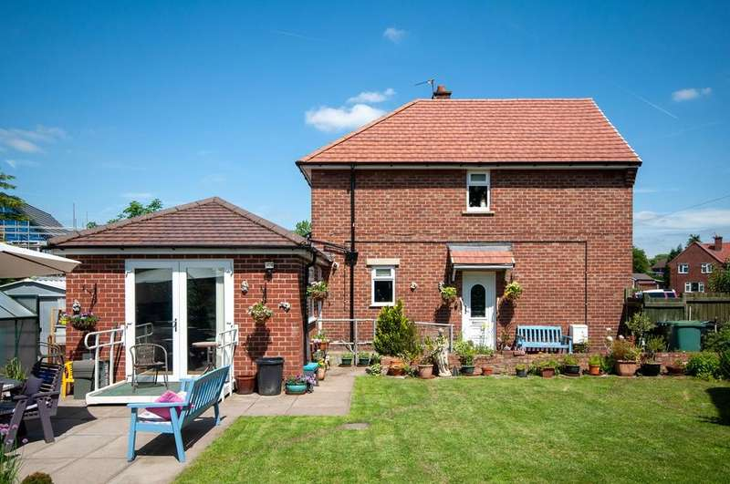 4 Bedrooms End Of Terrace House for sale in Grange Road, Barnton, Northwich, CW8