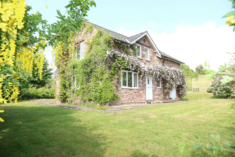 3 Bedrooms Country House Character Property for sale in Carey, Nr Hoarwithy, House Martins, Ross-on-Wye