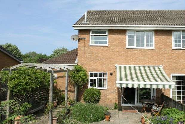 3 Bedrooms Semi Detached House for sale in Craven Vale, Hunters Hill, Guisborough