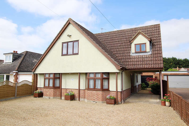 5 Bedrooms Detached Bungalow for sale in Old North Road, Bassingbourn, Royston