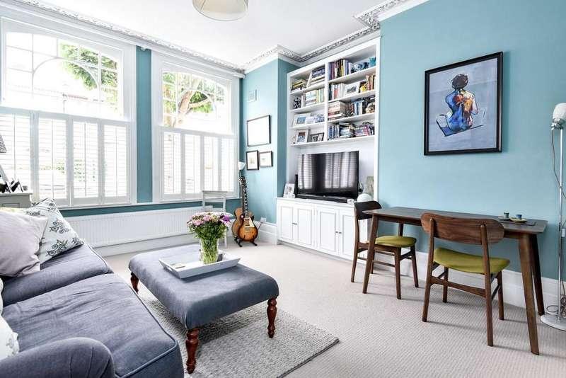 1 Bedroom Flat for sale in Crockerton Road, Tooting Bec