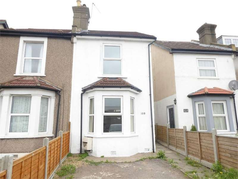 3 Bedrooms Semi Detached House for sale in Whitehorse Lane, London
