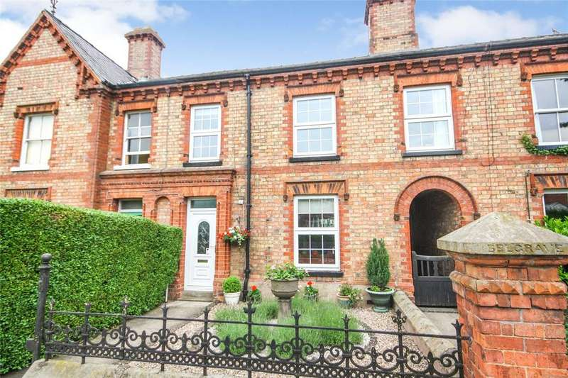 3 Bedrooms House for sale in Chestnut Street, Ruskington, Sleaford, Lincolnshire, NG34