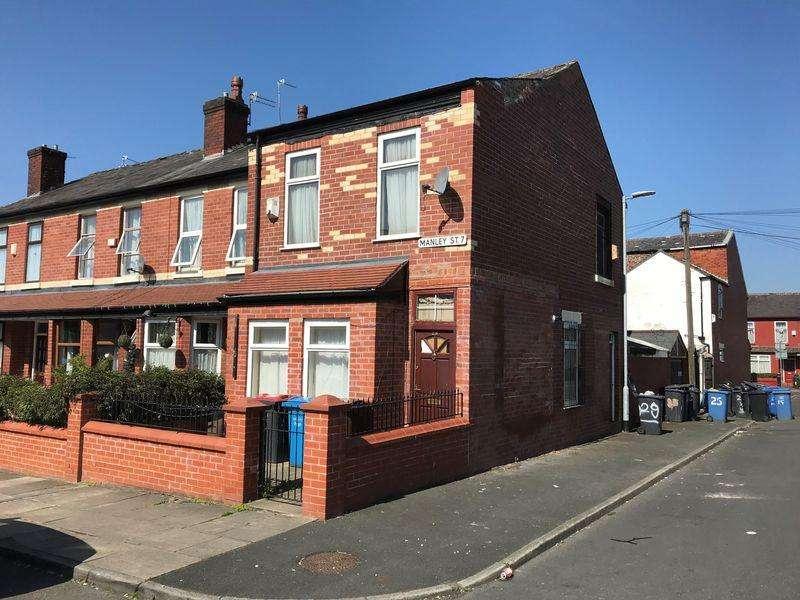 4 Bedrooms Maisonette Flat for sale in Manley Street, Salford