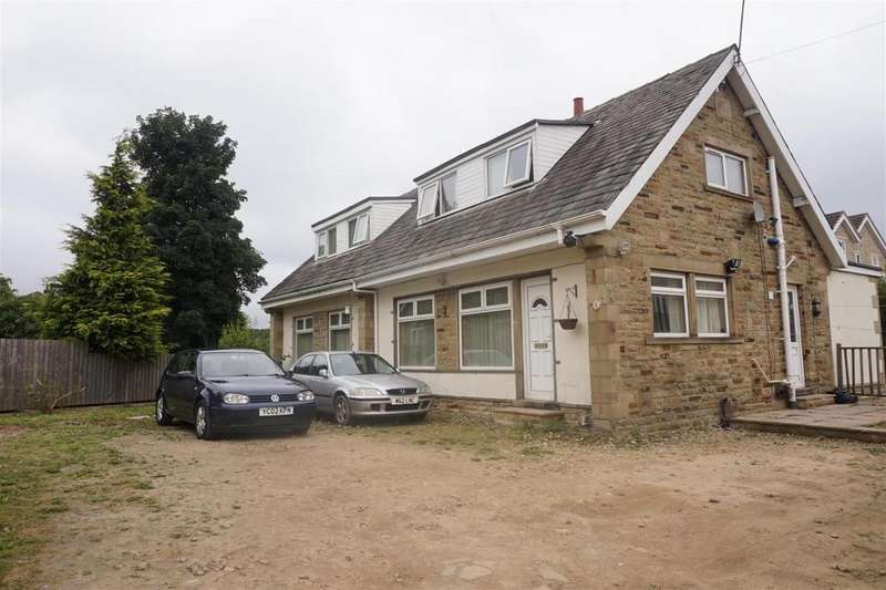 4 Bedrooms Detached House for sale in Thornfield Square, Eccleshill, Bradford, BD2