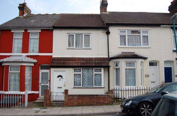 4 Bedrooms Terraced House for sale in St. Marys Road, Gillingham, ME7