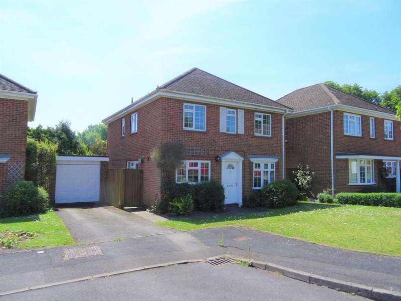 4 Bedrooms Detached House for sale in Beckett Close