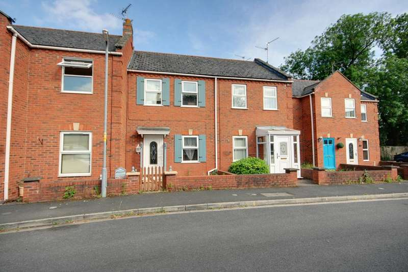 2 Bedrooms Terraced House for sale in Chancery Court, Spalding PE11