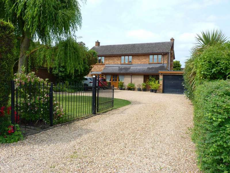 3 Bedrooms Detached House for sale in Station Road, Blunham MK44