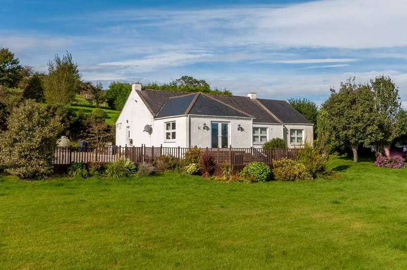 4 Bedrooms Detached Bungalow for sale in Wigtown DG8