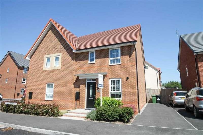 3 Bedrooms Semi Detached House for sale in Apple Tree Avenue, Winnington