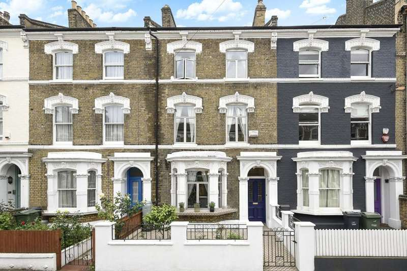 4 Bedrooms Terraced House for sale in Ferndale Road, Clapham