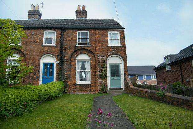 3 Bedrooms End Of Terrace House for sale in Ramsgate Road, Louth, LN11