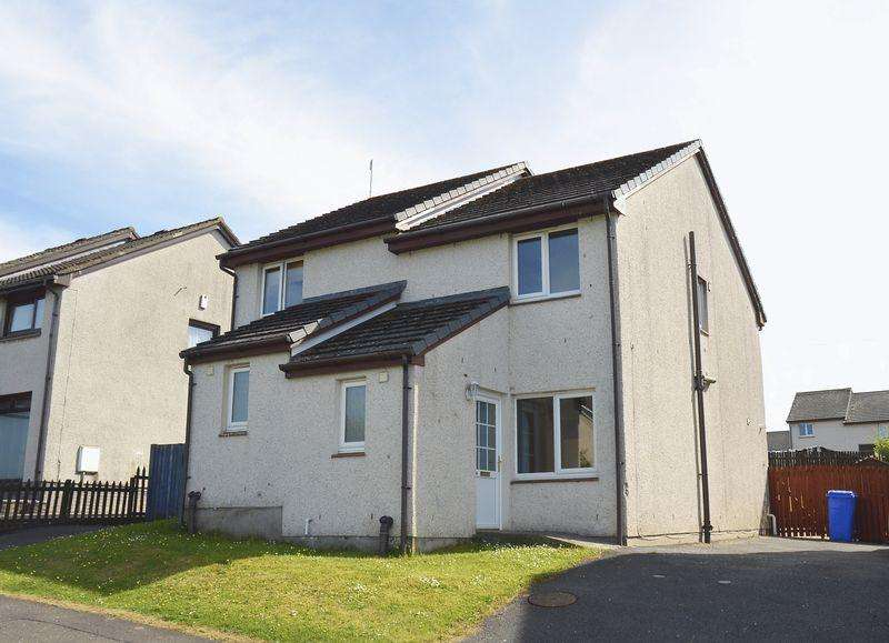 2 Bedrooms Semi-detached Villa House for sale in Montgomerie Street, Catrine