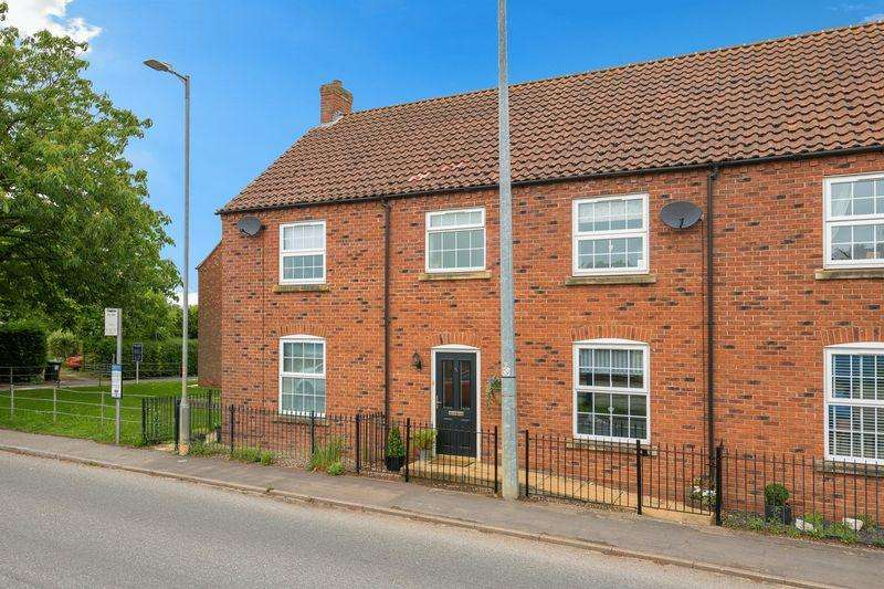 3 Bedrooms Terraced House for sale in Evison Way, Mareham Le Fen - No Chain