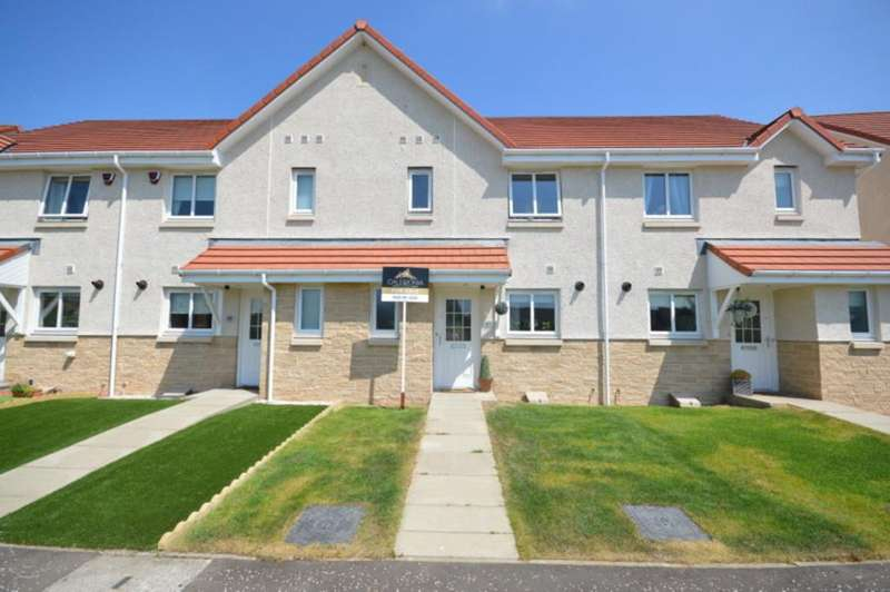 3 Bedrooms Terraced House for sale in Kinglas Drive, Dumbarton G82 2BT