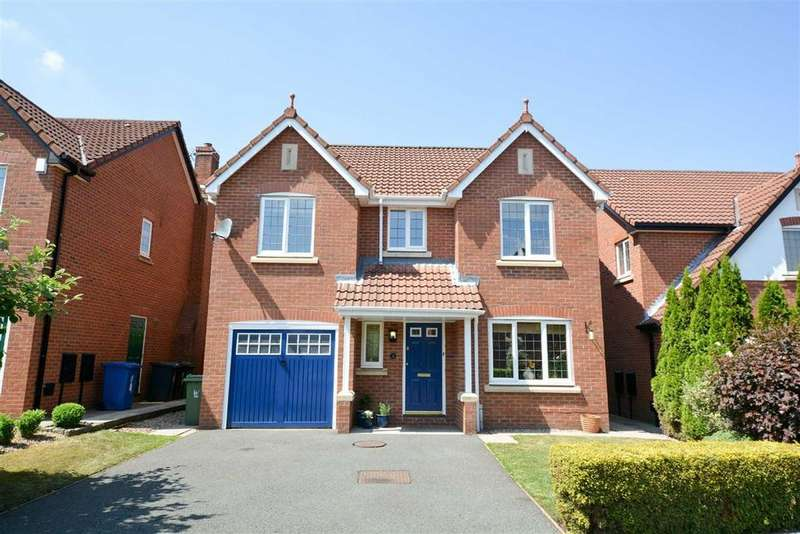 4 Bedrooms Detached House for sale in Caldew Close, Hindley, Wigan, WN2