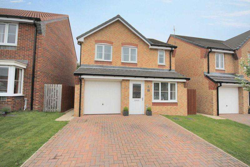 3 Bedrooms Detached House for sale in Preston Court, Brotton