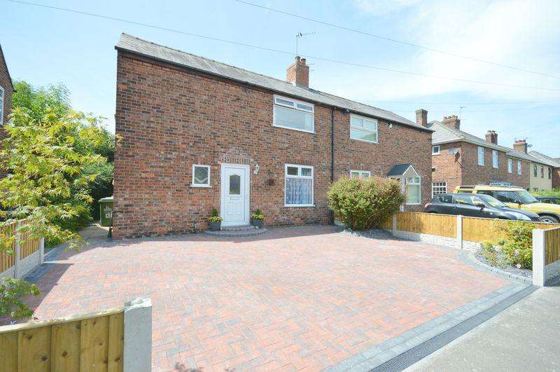 3 Bedrooms Semi Detached House for sale in Cedar Avenue, Widnes