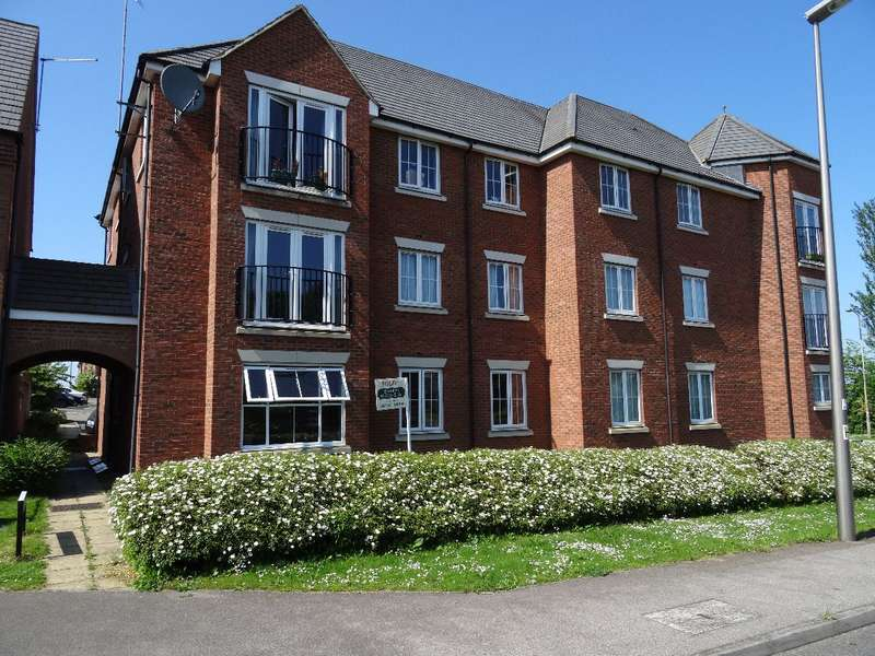 2 Bedrooms Apartment Flat for sale in SLATEPITS CROFT, OLNEY