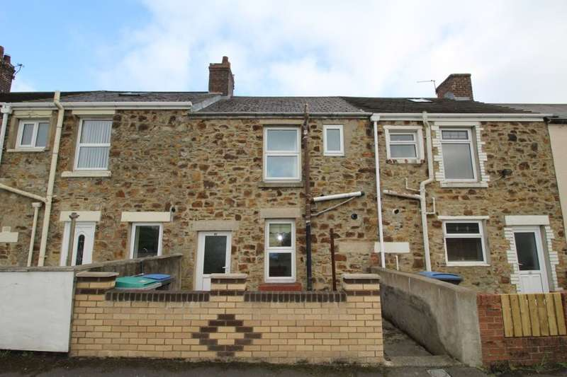2 Bedrooms Terraced House for sale in Gill Street, Consett, DH8