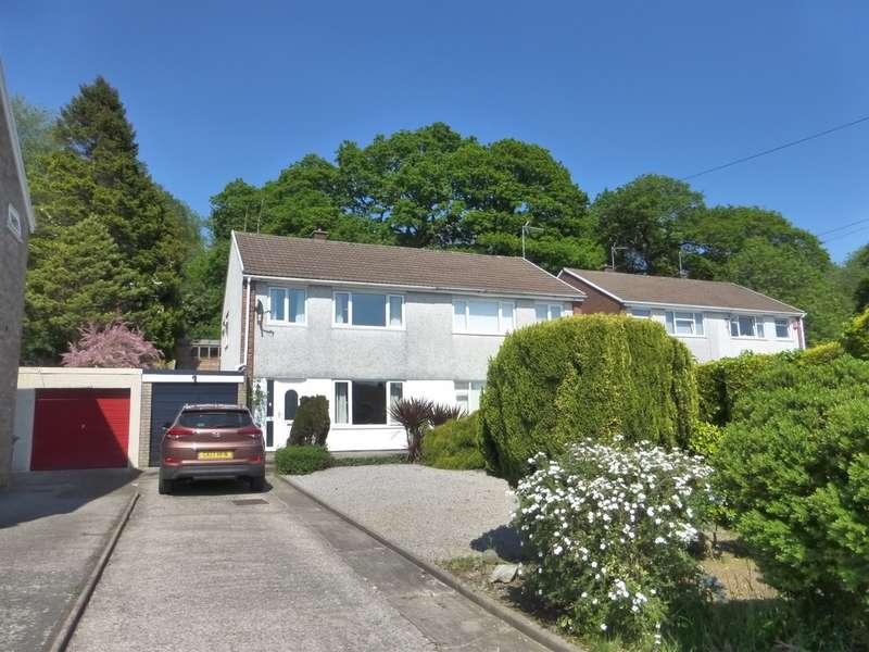 3 Bedrooms Semi Detached House for sale in Tyn Y Wern, Tonyrefail, Porth