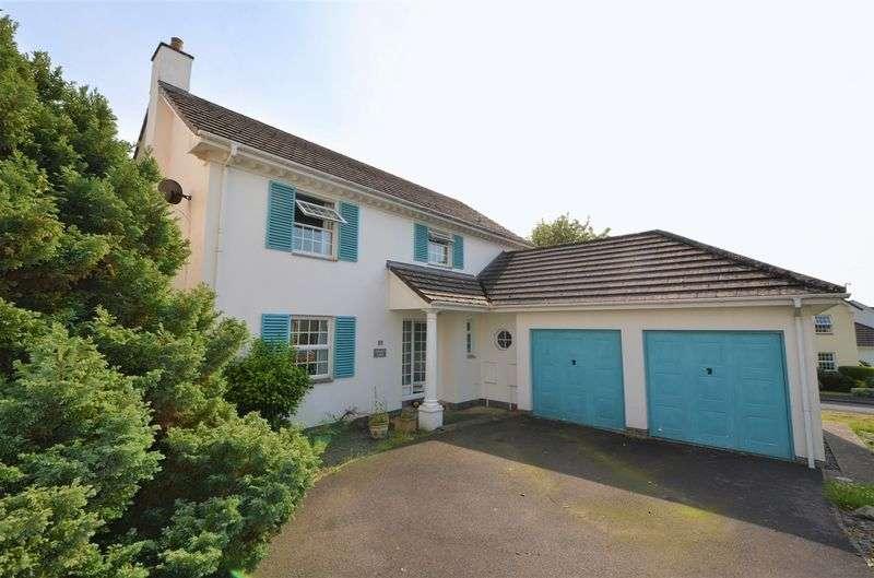 3 Bedrooms Property for sale in Lower Cross Road Bickington, Barnstaple