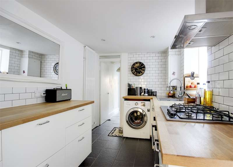 2 Bedrooms Flat for sale in Ormond Road, Crouch End Borders, London