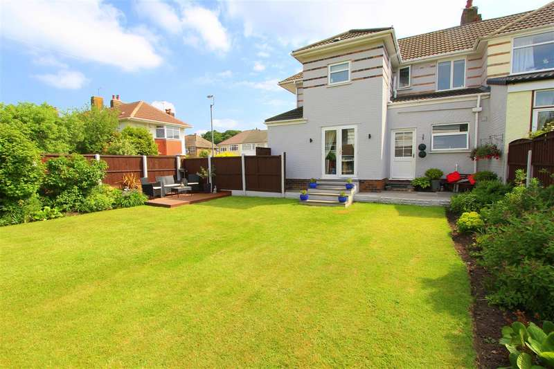 4 Bedrooms Semi Detached House for sale in Colindale Road, Liverpool