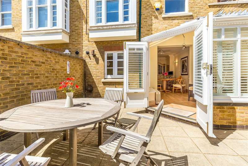 4 Bedrooms Mews House for sale in Charles II Place, Chelsea, London, SW3