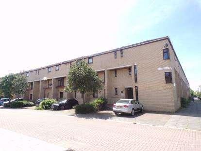 1 Bedroom Flat for sale in North Twelfth Street, Milton Keynes