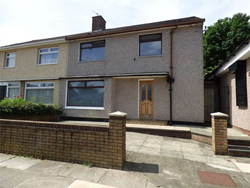 4 Bedrooms Semi Detached House for sale in Henlow Avenue, Liverpool, Merseyside, L32