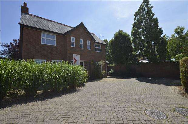 4 Bedrooms Detached House for sale in Watch Elm Close, Bradley Stoke, BRISTOL, BS32 8AN
