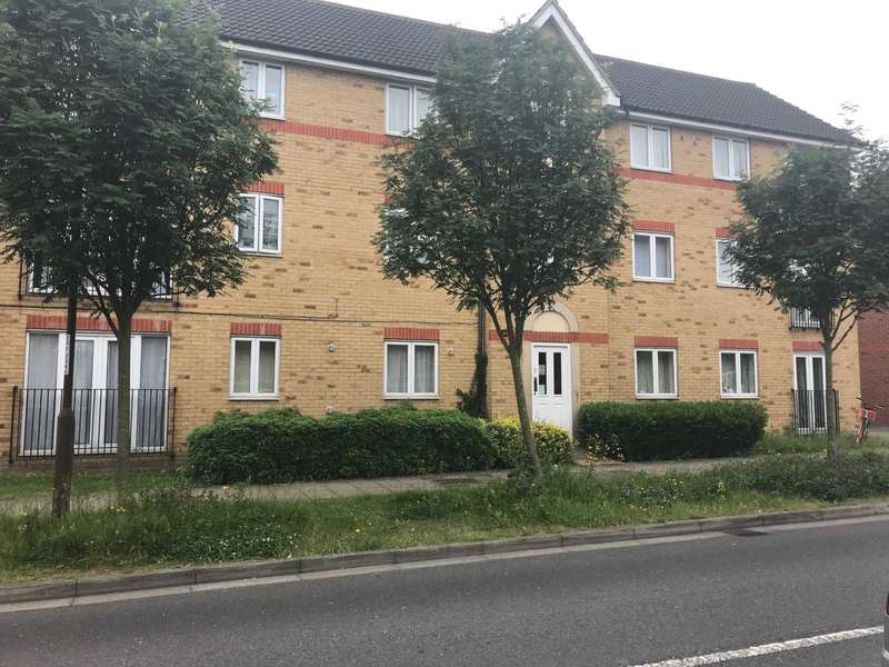 2 Bedrooms Apartment Flat for sale in Hillview Drive, Thamesmead West, SE28 0LL
