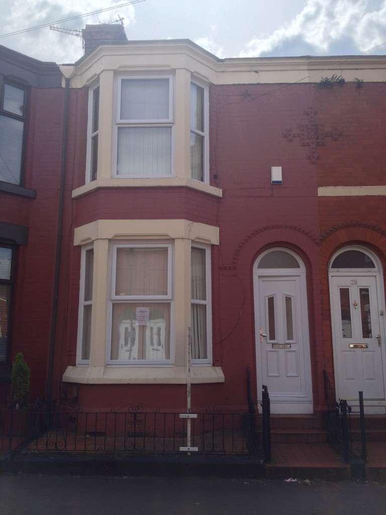 4 Bedrooms Terraced House for sale in Guelph Street, Kensington Fields, Liverpool, L7