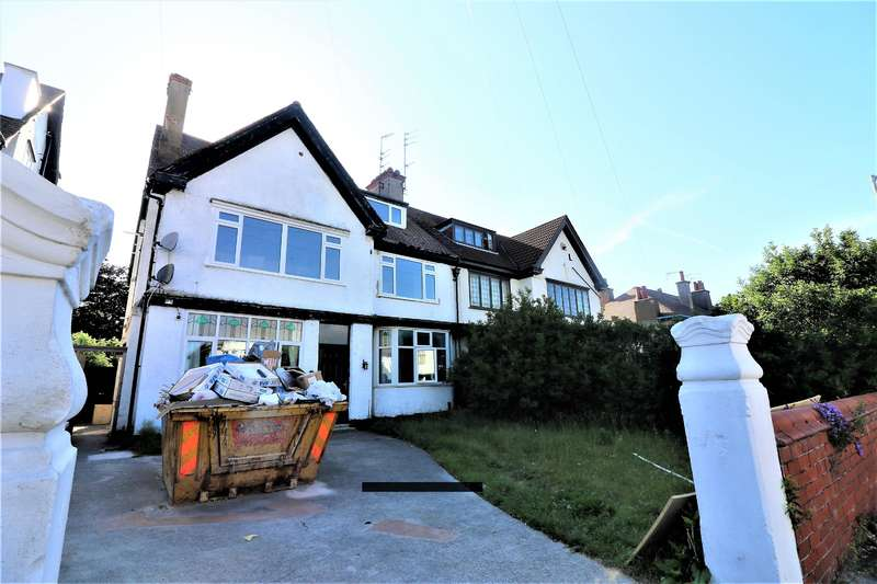 3 Bedrooms Ground Flat for sale in Beresford Road, Wallasey, CH45 0JJ