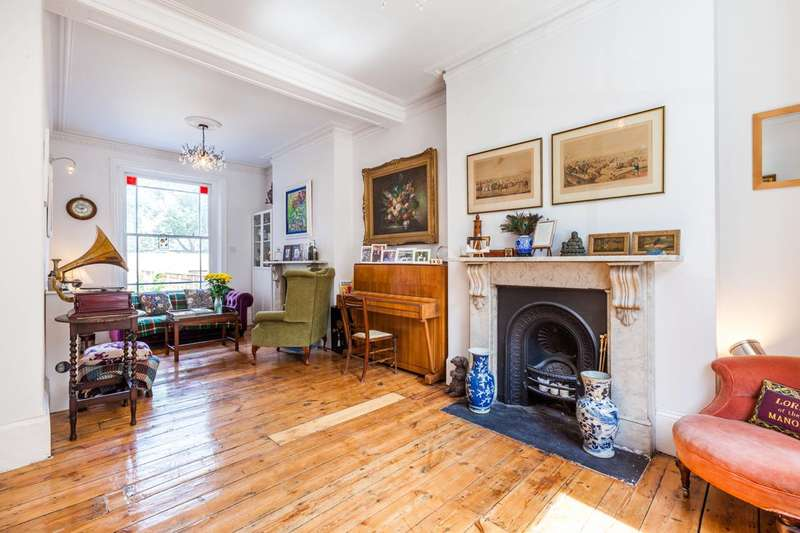 4 Bedrooms House for sale in Sidney Road, Stockwell, SW9