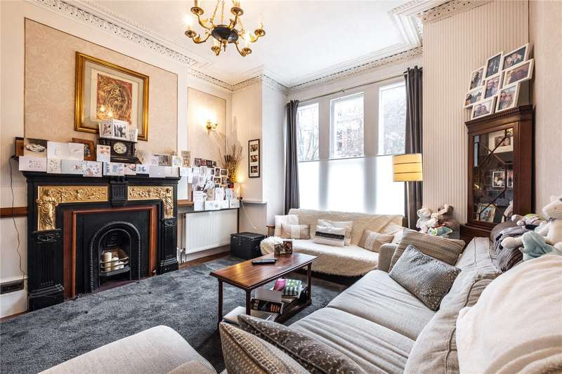 3 Bedrooms Terraced House for sale in Calabria Road, London, N5