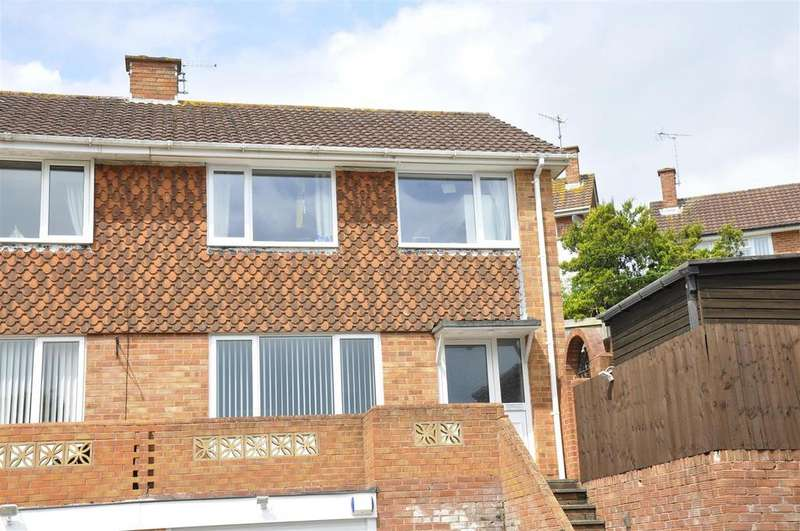 3 Bedrooms End Of Terrace House for sale in Savoy Hill, Exeter