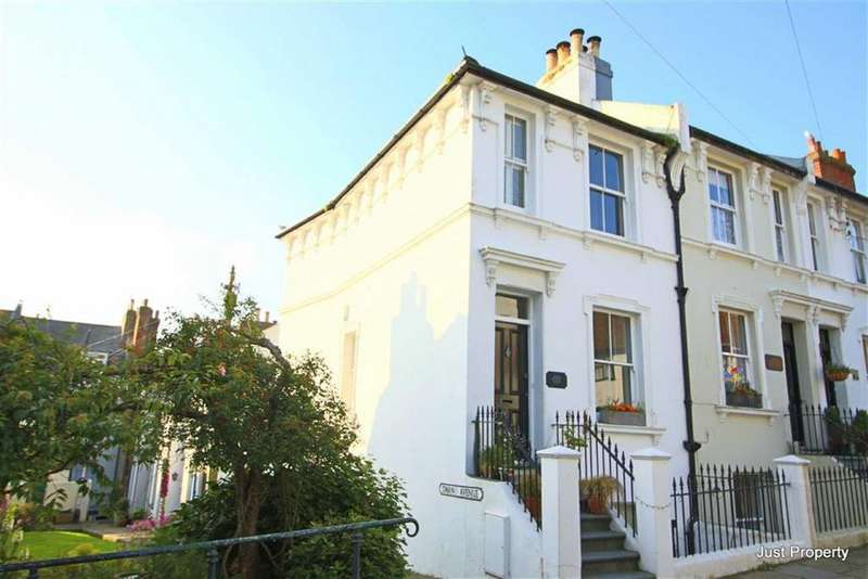 3 Bedrooms Town House for sale in Hill Street, Hastings