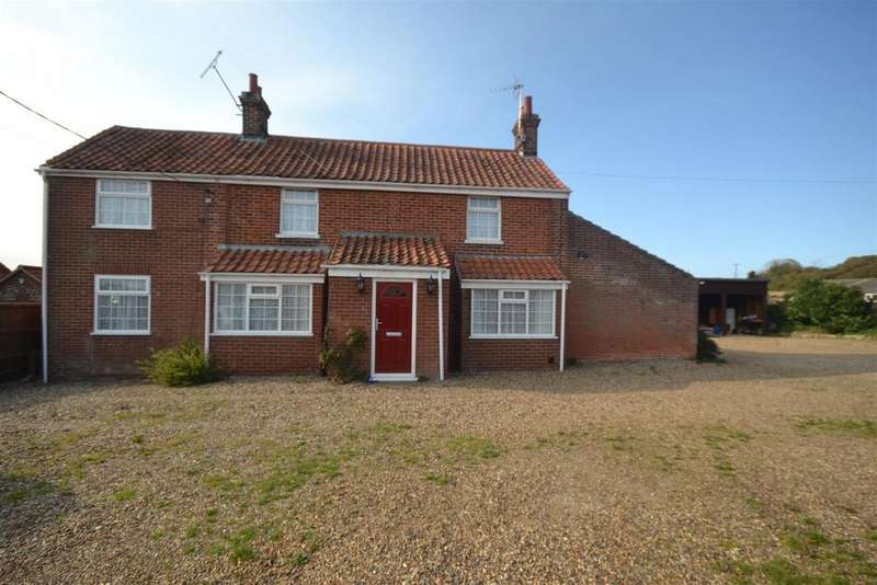 5 Bedrooms Detached House for sale in Trimingham, Norwich, NR11