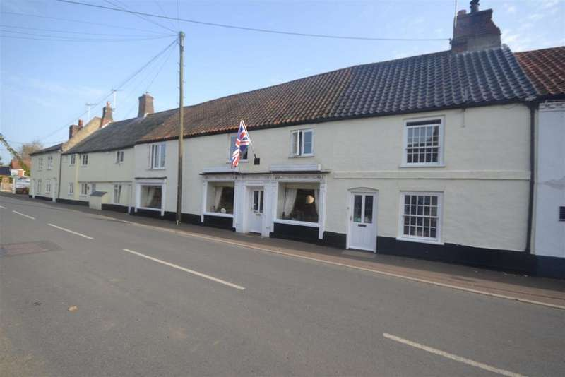 4 Bedrooms Terraced House for sale in Great Ryburgh, Fakenham, NR21