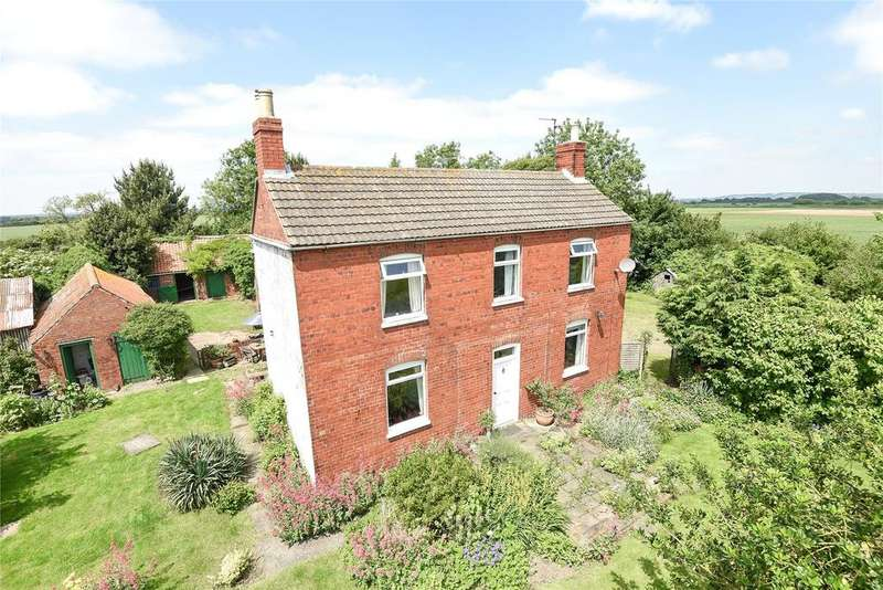4 Bedrooms Detached House for sale in Lowfields, Welbourn, LN5