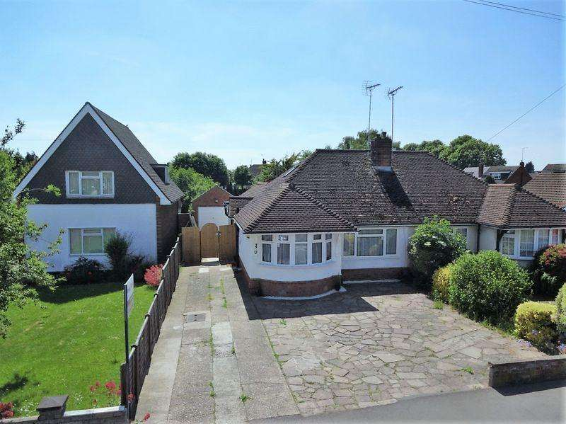 4 Bedrooms Semi Detached Bungalow for sale in Laburnum Grove, Luton