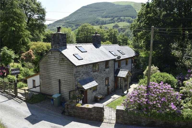 4 Bedrooms Equestrian Facility Character Property for sale in Cwm Cewydd, Machynlleth, Gwynedd
