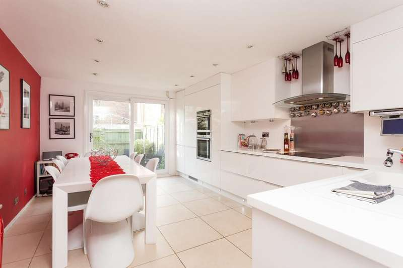 2 Bedrooms House for sale in Mortimer Road, Islington, London, N1